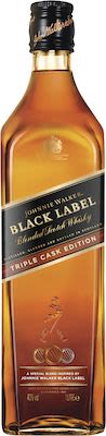 Johnnie Walker Black Triple Cask Edition 100 cl. - Alc. 40% Vol.