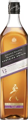 Johnnie Walker Black Speyside Origin 100 cl. - Alc. 42% Vol.