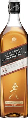 Johnnie Walker Black Highlands Origin 100 cl. - Alc. 42% Vol.