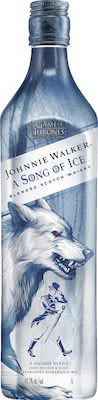 Johnnie Walker Game of thrones Song of Ice 100 cl. - Alc. 40,2% Vol.