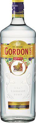Gordons Dry Gin 200 cl. - Alc. 47,3% Vol.