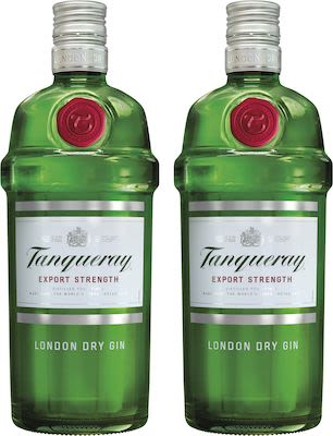 Tanqueray English Gin Twin Pack 2x100 cl. - Alc. 47,3% Vol.