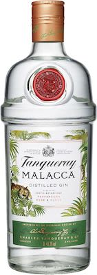 Tanqueray Malacca Distilled Gin 100 cl. - Alc. 41,3% Vol.