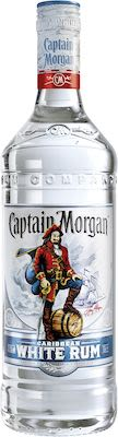 Captain Morgan White 100 cl. - Alc. 37,5% Vol.