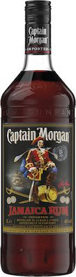 Captain Morgan Jamaican Rum 100 cl. - Alc. 40% Vol.