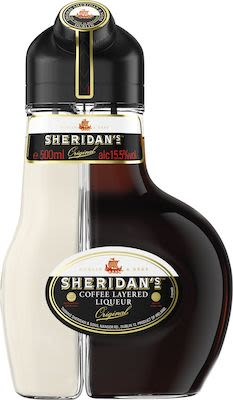 Sheridans 50 cl. - Alc. 15,5% Vol.