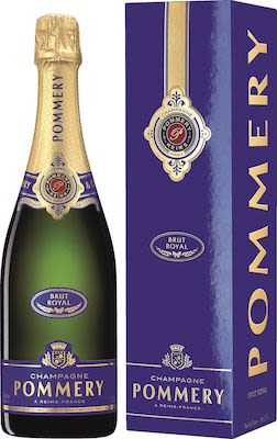 Pommery Brut Royal 75 cl. - Alc. 12,5% Vol.