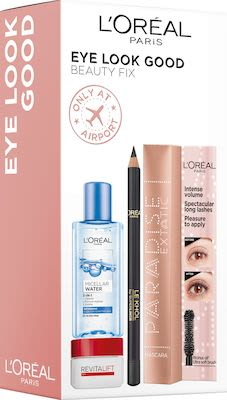 L'Oréal Paris Eye Look Good Beauty Fix Set