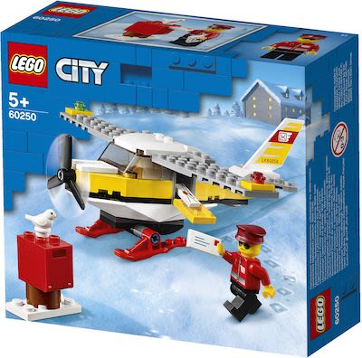 Lego City 60250 Mail Plane