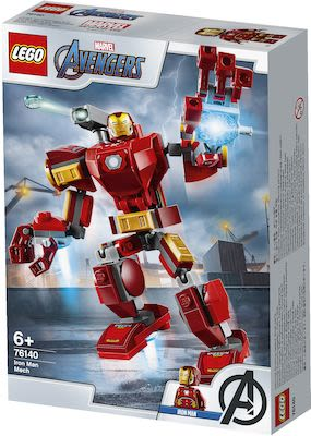 Lego DC Super Heroes 76140 Iron Man Mech
