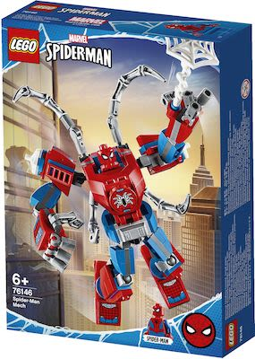 Lego DC Super Heroes 76146 Spider-Man Mech