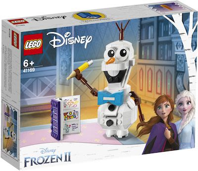 Lego Disney Frozen 2 41169 Olaf figure
