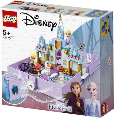 Lego Disney Princess 43175 Anna and Elsa's Storybook Adventures