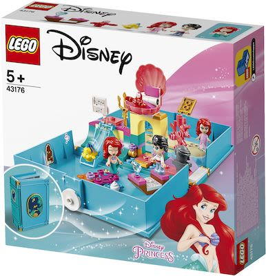 Lego Disney Princess 43176 Ariel's Storybook Adventures