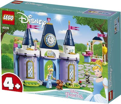 Lego Disney Princess 43178 Cinderella's Castle Celebration