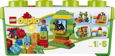 Lego Duplo 10572 All-in-One-Box-of-Fun