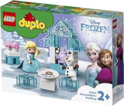 Lego Duplo 10920 Elsa and Olaf's Tea Party
