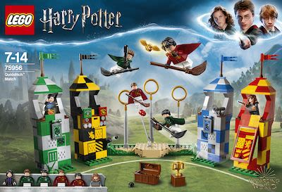 Lego Harry Potter 75956 Quidditch™ Match