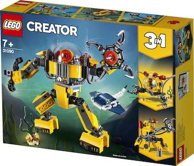 Lego Creator 31090 Underwater Robot