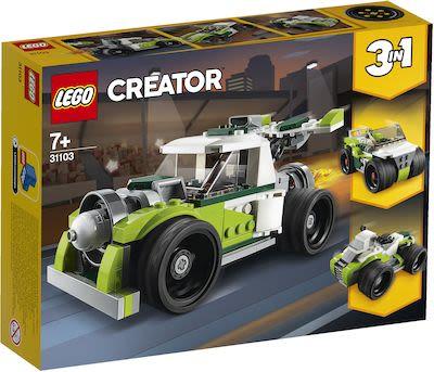 Lego Creator 31103 Rocket Truck