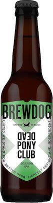 Brewdog Dead Pony Club 12x33 cl. blts. - Alc. 3.80 % Vol.