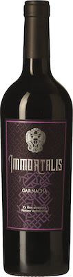 2016 Immortalis Garnacha 75 cl. - Alc. 15% Vol.