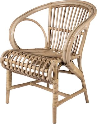 Alona chair, rattan