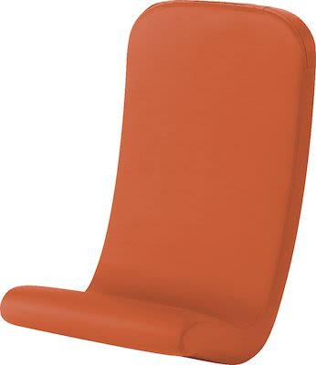 Children's fun active seat VIPPI, orange