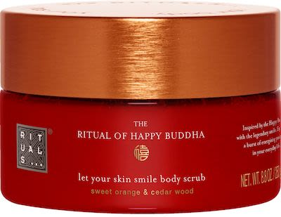 Rituals Happy Buddha Body Scrub 250 g