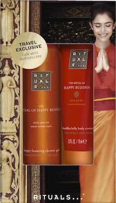 Rituals Happy Buddha Mini Travel Set