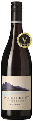 2018 Mount Riley Pinot Noir 75 cl. - Alc. 13% Vol.