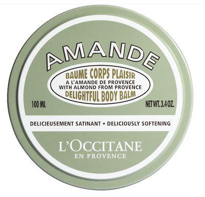 L'Occitane en Provence Almond Delightful Body Balm 100 ml