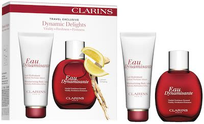 Clarins Dynamic Delights Travel Set