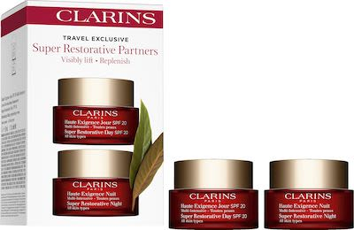 Clarins Super Restorative Travel Set