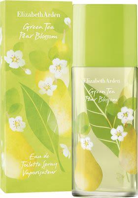 Elizabeth Arden Green Tea Pear Blossom EdT 100 ml