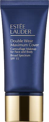 Estée Lauder Double Wear Maximum Cover Camouflage Makeup For Face And Body Spf 15 N° 3C4 Medium Deep 30 ml