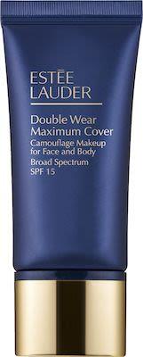 Estée Lauder Double Wear Maximum Cover N° 03 Creamy Vanilla Light / Medium 30 ml