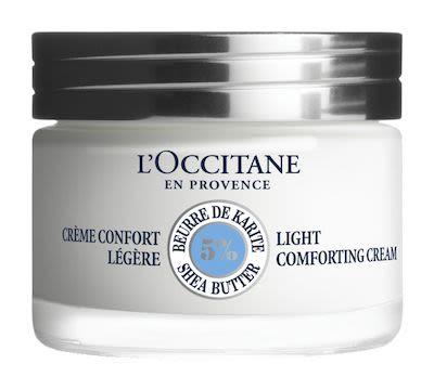 L'Occitane Karite-Shea Butter Light Comforting Cream 50 ml