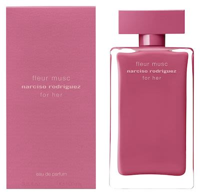 Narciso Rodriguez Fleur musc For Her Florale EdT 100 ml