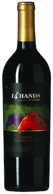 14 Hands Merlot 75 cl. - Alc. 13.5% Vol.