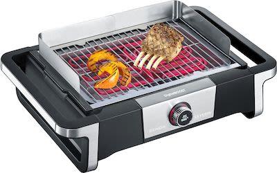 Severin PG 8114 SENOA DigitalBOOST grill