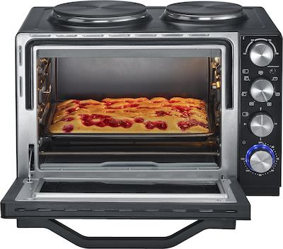 Severin TO 2065 Baking and toast oven with hotplates