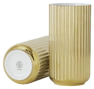 Lyngby Porcelain vase H 20,5 cm
