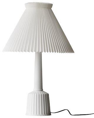 Lyngby Porcelain Esben Klint lamp, large