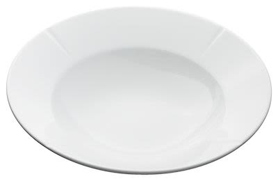 Rosendahl Grand Cru Soup plate  Ø25 cm white porcelain. Min. buy 12 pcs.