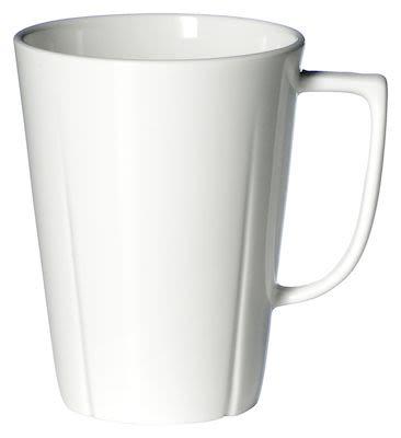 Rosendahl Grand Cru Mug set of 2, 34 cl white porcelain
