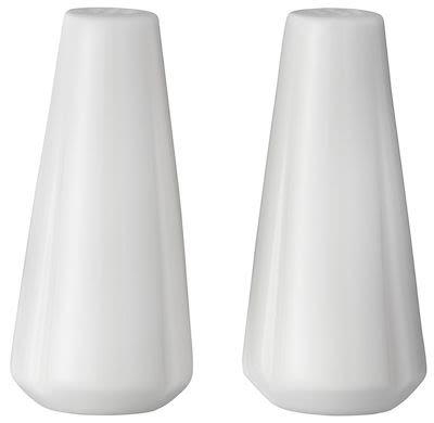 Rosendahl Grand Cru Salt and pepper set. Each pcs H10 cm white porcelain