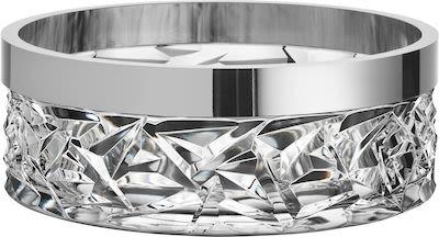 Orrefors Carat Bowl crystal, D. 21,6 cm.