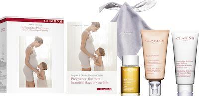 Clarins Pregnancy Body Care Set