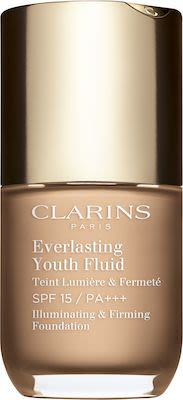 Clarins Everlasting Youth Fluid Foundation SPF15 N° 108 30 ml